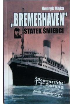 Bremerhaven statek śmierci