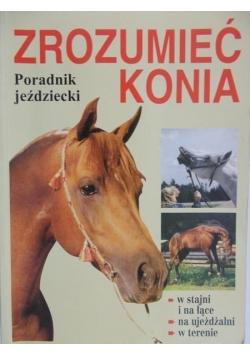 Zrozumieć konia  Poradnik jeździecki
