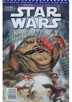 Star wars komiks Jabba zdradzony 10 / 2010