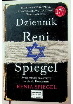 Dziennik Reni Spiegel Życie młodej dziewczyny