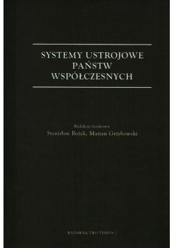 Systemy ustrojowe państw współczesnych