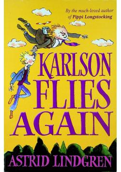 Karlson Flies Again