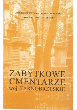 Zabytkowe cmentarze woj Tarnobrzeskie