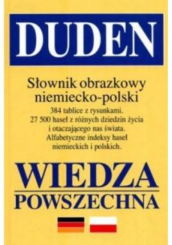 Słownik obrazkowy niemiecko polski