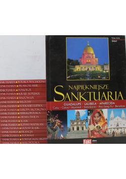 Najpiękniejsze Sanktuaria 18 tomów