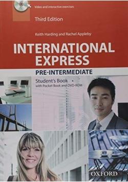 International Express  Pre-Intermediate Student's Book Pack