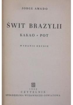 Świt Brazylii Kakao Pot