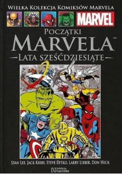 Początki Marvela Lata Sześćdziesiąte