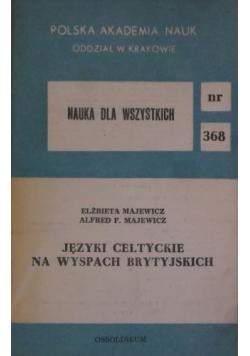 Języki celtyckie na wyspach brytyjskich