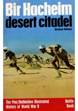 Bir Hacheim desert citadel