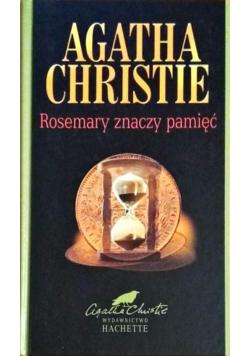 Rosemary znaczy pamięć