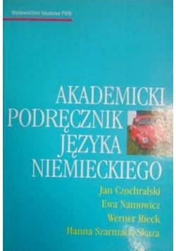 Akademicki podręcznik języka niemieckiego