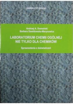 Laboratorium chemii ogólnej nie tylko dla chemików