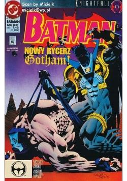 Batman nowy rycerz Gotham