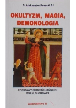 Okultyzm magia demonologia