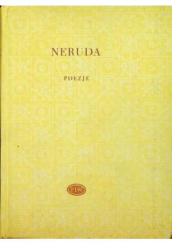 Neruda Poezje