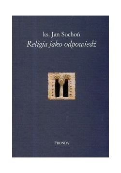 Religia jako odpowiedź