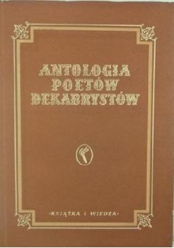 Antologia poetów dekabrystów