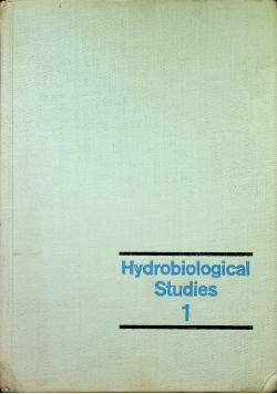Hydrobiological Studies 1