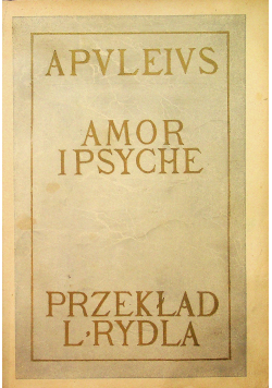 Amor i Psyche 1911r