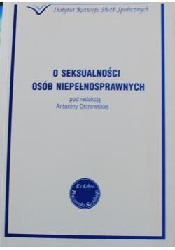 O seksualności osób niepełnosprawnych