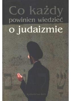 Co każdy powinien wiedzieć o judaizmie