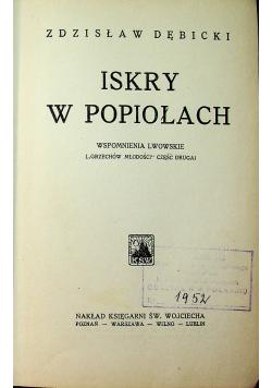 Iskry w Popiołach 1931 r.