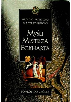 Myśli Mistrza Eckharta