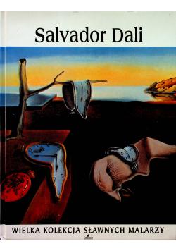 Wielka kolekcja sławnych malarzy Salvador Dali