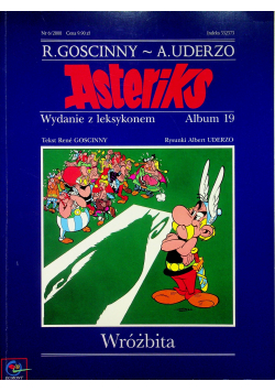 Asteriks Album 19 Wróżbita