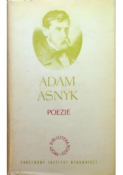 Asnyk Poezje