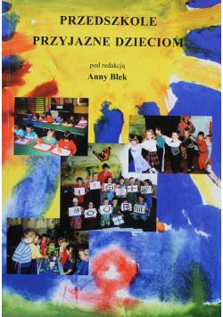 Przedszkole przyjazne dzieciom