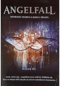 Angelfall Opowieść Penryn o końcu świata