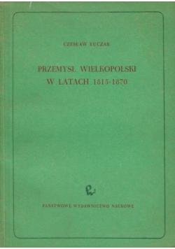 Przemysł wielkopolski w latach 1815 1870
