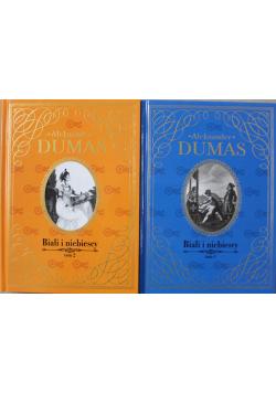 Biali i niebiescy Tom I i II
