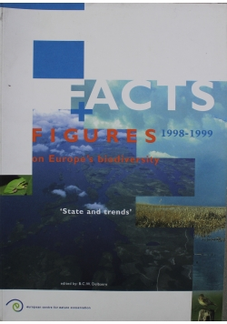 Facts and figures on Europes biodiversity