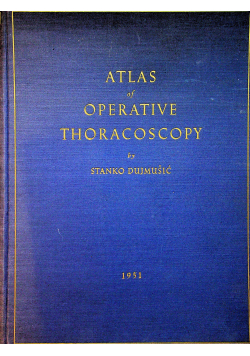 Atlas of operative thoracoscopy
