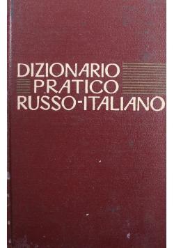 Dizionario Pratico Russo Italiano