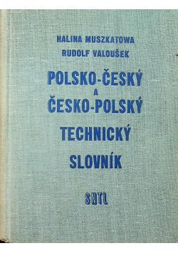 Polsko cesky cesko polsky technicky slovnik