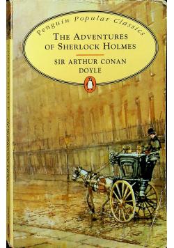 The adventures of Scherlock Holmes