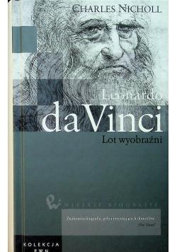 Leonardo da Vinci Lot wyobraźni