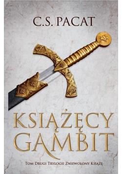 Zniewolony książę Tom 2 Książęcy gambit