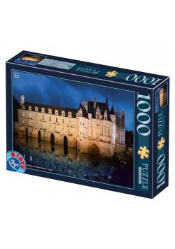 Puzzle 1000 Francja, Zamek Chenonceau
