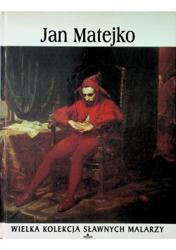 Wielka kolekcja sławnych malarzy Jan Matejko