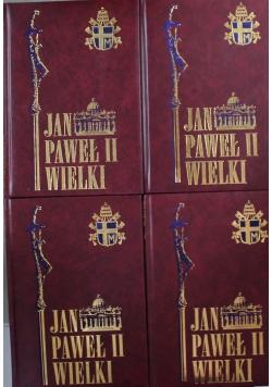 Jan Paweł II Wielki IV tomy