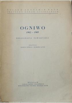 Ogniwo 1902 - 1905