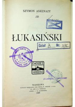 Łukasiński 1908 r