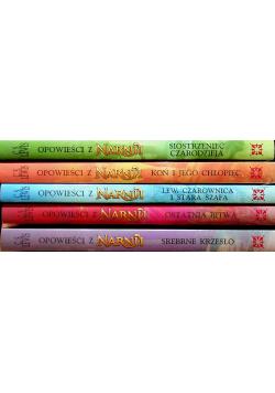 Opowieści z Narnii 5 tomów