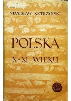 Polska X - XI wieku