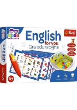 English for you Magiczny ołówek TREFL
